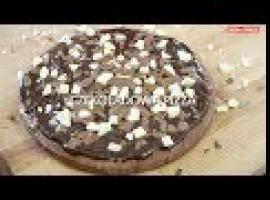 Jak zrobić pizzę z czekolady i innych słodkości