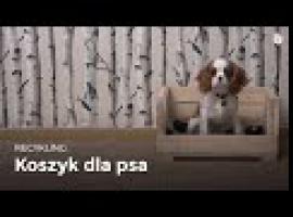 Jak zrobić legowisko dla psa z drewnianej palety