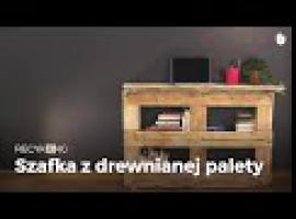 Jak zrobić szafkę z drewnianej palety