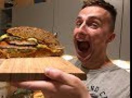 Jak zrobić ogromną kanapkę dla prawdziwego faceta
