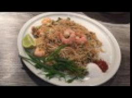 Jak wykonać przepis na tajski Pad Thai (YouTube: Konska Porcja)