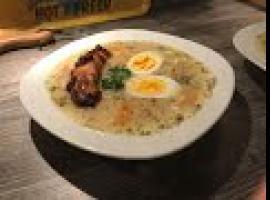 Jak zrobić zupę chrzanową bez zakwasu (YT: Konska Porcja)