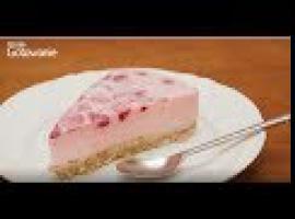 Jak zrobić truskawkowy sernik na zimno