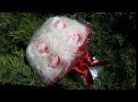 Jak zrobić słodki bukiet na prezent z Raffaello