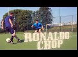 Jak opanować triki piłkarskie - Ronaldo chop