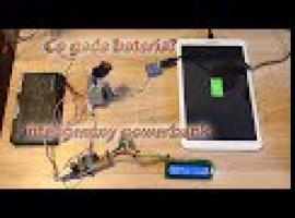 Jak zrobić powerbank z baterii z laptopa z wyświetlaczem LCD
