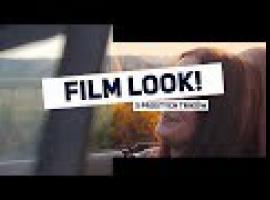 Jak zrobić z taniej lustrzanki film look