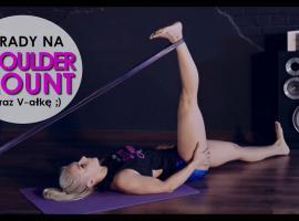Jak wykonać shoulder mount w pole dance #2