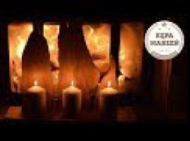 Jak zrobić świecznik z prawdziwego drewna