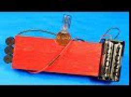 Jak zbudować 3 rzeczy na baterie AA