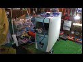 Jak zrobić kompresor o ciśnieniu 16 bar ze starego kompa