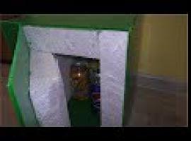 Jak zrobić lodówkę - pomysł do pokoju