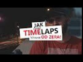 Jak nauczyć się robić timelapsy - plus efekty w Premiere Pro