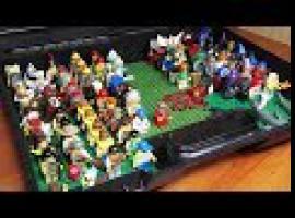 Jak wykonać walizkę na figurki Lego