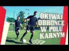 Jak grać w piłkę nożną - kiwanie obrońcy w polu karnym