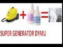 Jak zrobić generator dymu z myjki parowej