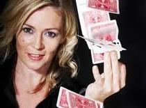 Jak wykonać transformację 2 - trick z kartami