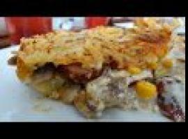 Jak zrobić kolację - zapiekanka ziemniaczana