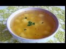 Jak zrobić lane kluski - zupka na niedzielę