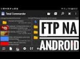Jak wysyłać i pobierać pliki z FTP na Androida