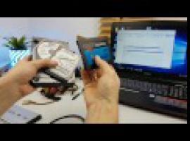 Jak przerobić dysk zewnętrzny z wewnętrznego na USB