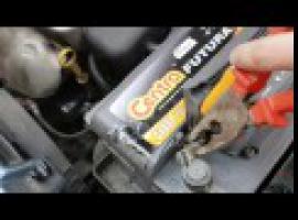 Jak podłączać i odłączać akumulator w bezpieczny sposób