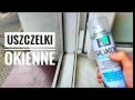 Jak konserwować gumowe uszczelki okien