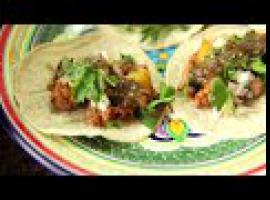 Jak zrobić tacos al pastor - wieprzowina z ananasem