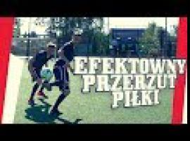 Jak przerzucić piłkę na boisku - triki piłkarskie
