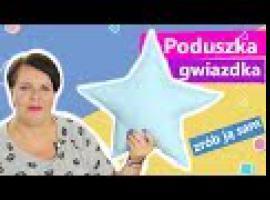 Jak uszyć poduszkę w kształcie gwiazdy