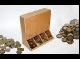 Jak zbudować maszynę sortującą monety