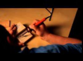 Jak zrobić z drewna pudełko na pena