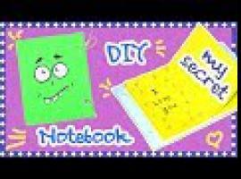 Jak zrobić śmieszny notesik do szkoły