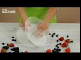 Jak ulepszyć mikser - pokrywka z talerzyka