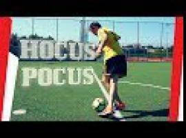 Jak wykonać hocus pocus - triki piłkarskie