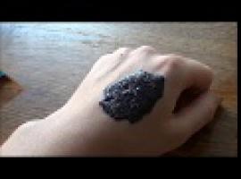 Jak zrobić czarną maskę - maseczka z węgla aktywowanego