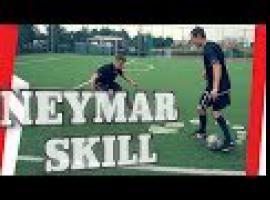 Jak wykonać Neymar Skill - triki piłkarskie