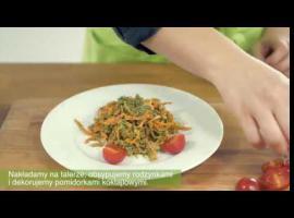 Jak zrobić makaron marchewkowy