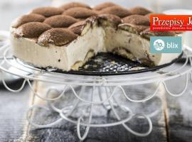 Jak zrobić waniliowe ciasto cappuccino bez pieczenia