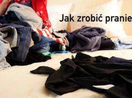 Jak zrobić pranie i uniknąć często popełnianych błędów