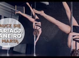 Jak opanować Elbow Janeiro - Pole Dance z Martą Grabowską