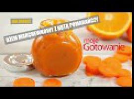 Jak zrobić dżem z marchewki i z dodatkiem pomarańczy