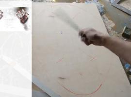 Jak narysować idealne jajo wykorzystując ciąg Fibonacciego