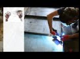 Jak zrobić stół spawalniczy odc. 1 - Blat
