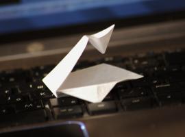 Jak zrobić katapultę ... z papieru