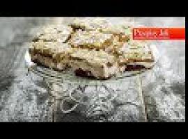 Jak zrobić szybkie i pyszne ciasto - krówka bez pieczenia