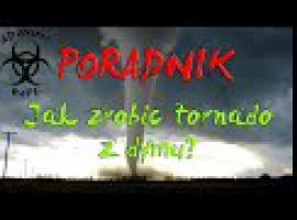Jak zrobić tornado z dymu - triki imprezowe