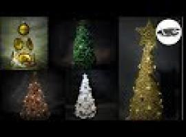 Jak zrobić świąteczną choinkę - 5 prostych sposobów