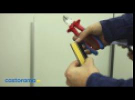 Jak zamontować uszczelkę szczotkowa do drzwi