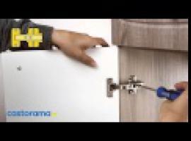 Jak wyregulować zawiasy w szafkach